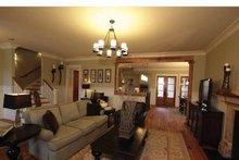 Dream House Plan - Craftsman Interior - Family Room Plan #37-279