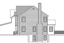 House Design - Traditional Exterior - Other Elevation Plan #1061-3
