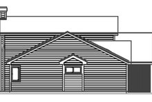 Country Exterior - Other Elevation Plan #300-139