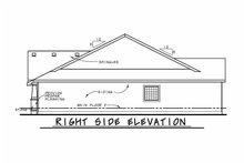 Cottage Exterior - Other Elevation Plan #20-2349