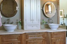 House Plan Design - Traditional Interior - Bathroom Plan #51-680