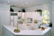 Mediterranean Style House Plan - 3 Beds 3 Baths 2794 Sq/Ft Plan #930-24 Interior - Kitchen