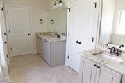 Southern Style House Plan - 4 Beds 2 Baths 1875 Sq/Ft Plan #430-183 Interior - Master Bathroom