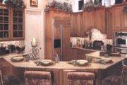 Mediterranean Style House Plan - 3 Beds 3.5 Baths 2667 Sq/Ft Plan #115-103
