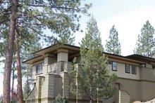 Home Plan - Prairie Exterior - Rear Elevation Plan #895-78