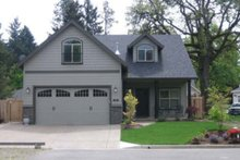 Home Plan - Exterior - Front Elevation Plan #124-683