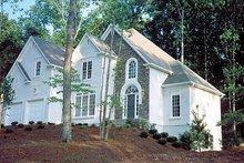 Dream House Plan - European Photo Plan #119-291