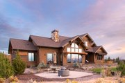 Craftsman Style House Plan - 3 Beds 4.5 Baths 3959 Sq/Ft Plan #892-16