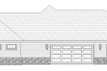 House Plan Design - Country Exterior - Other Elevation Plan #932-79