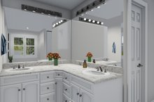 Home Plan - Traditional Interior - Master Bathroom Plan #1060-25