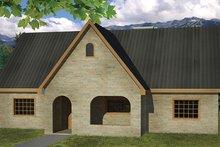 Architectural House Design - Cottage Exterior - Front Elevation Plan #1061-10