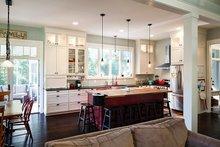 House Design - Traditional Interior - Kitchen Plan #928-299