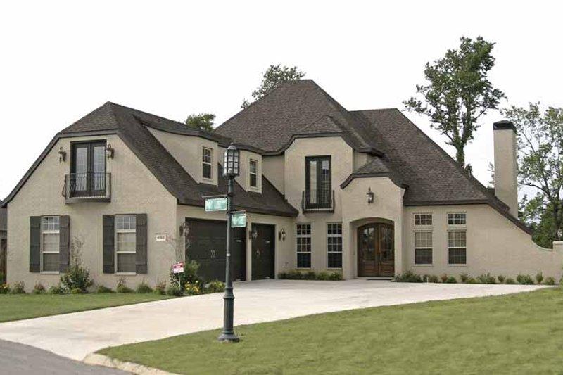 Contemporary Exterior - Front Elevation Plan #11-273 - Houseplans.com