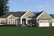 Craftsman Style House Plan - 3 Beds 2.5 Baths 2361 Sq/Ft Plan #51-258