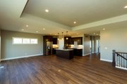 Ranch Style House Plan - 4 Beds 3 Baths 1703 Sq/Ft Plan #70-1500 Interior - Kitchen
