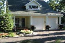 Architectural House Design - Bungalow Exterior - Front Elevation Plan #928-22