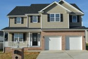 Traditional Style House Plan - 4 Beds 2.5 Baths 2328 Sq/Ft Plan #927-524