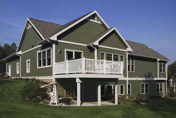 Craftsman Floor Plan - Other Floor Plan Plan #928-129