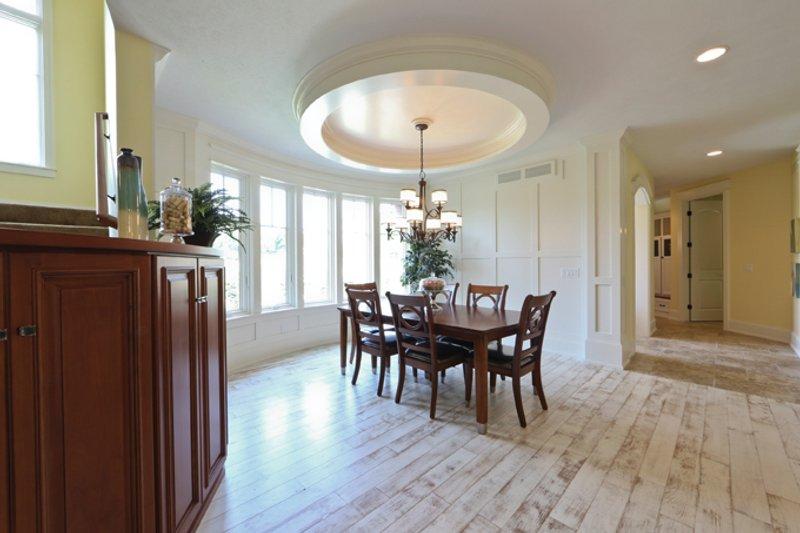 European Interior - Dining Room Plan #928-267 - Houseplans.com