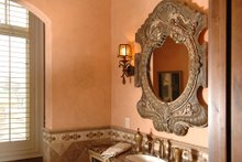 Hall Bath - 9400 square foot European home