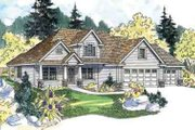 Farmhouse Style House Plan - 3 Beds 2.5 Baths 2208 Sq/Ft Plan #124-517