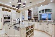 European Style House Plan - 4 Beds 5.5 Baths 6594 Sq/Ft Plan #930-516 Interior - Kitchen