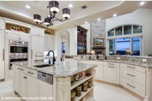 Dream House Plan - European Interior - Kitchen Plan #930-516