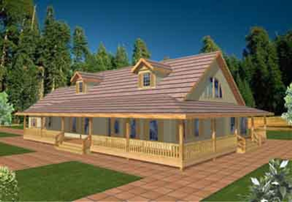 Traditional style house plan 3 beds 2 baths 3040 sq ft for Www home interior