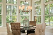 Country Style House Plan - 3 Beds 3.5 Baths 2843 Sq/Ft Plan #928-251 Interior - Dining Room
