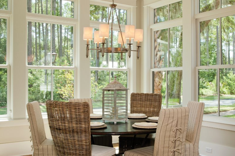 Country Interior - Dining Room Plan #928-251 - Houseplans.com