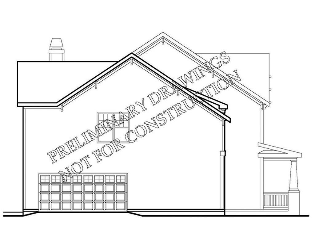 Craftsman Style House Plan