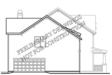 Craftsman Exterior - Other Elevation Plan #927-165