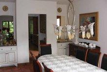 Home Plan - Mediterranean Interior - Dining Room Plan #937-16