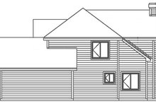 Dream House Plan - Country Exterior - Other Elevation Plan #300-138