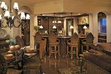 Architectural House Design - Mediterranean Interior - Kitchen Plan #930-355