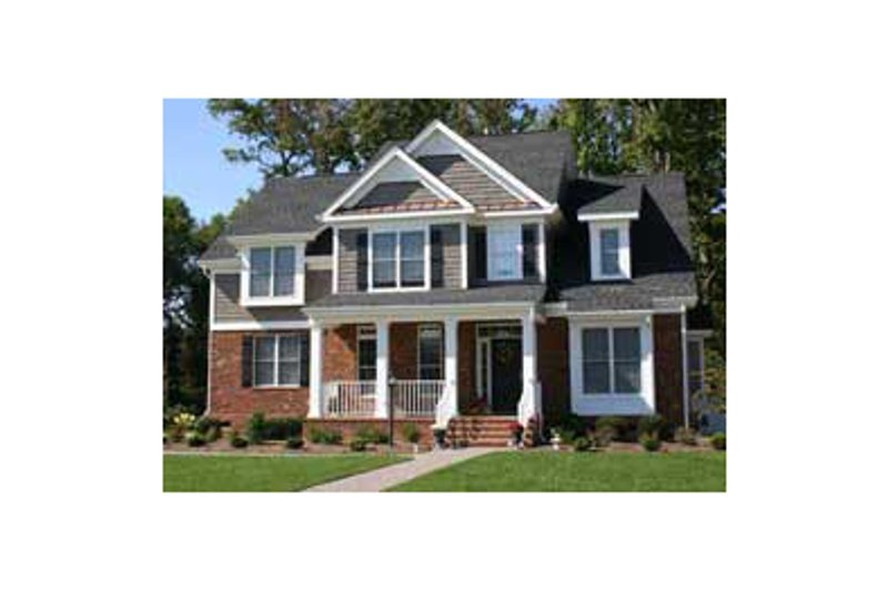 Country Exterior - Front Elevation Plan #927-631 - Houseplans.com