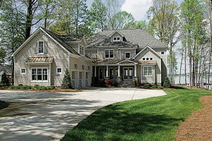House Plan Design - Craftsman Exterior - Front Elevation Plan #453-314