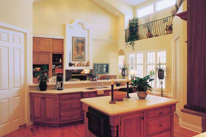 Craftsman Interior - Kitchen Plan #417-670 - Houseplans.com