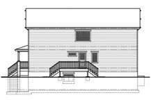 Dream House Plan - Craftsman Exterior - Other Elevation Plan #303-473