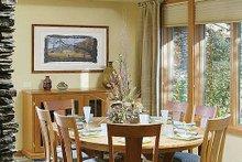 House Design - Ranch Interior - Dining Room Plan #48-433