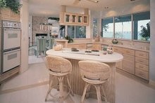 Country Interior - Kitchen Plan #930-33
