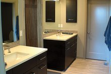 House Design - Contemporary Interior - Master Bathroom Plan #132-563