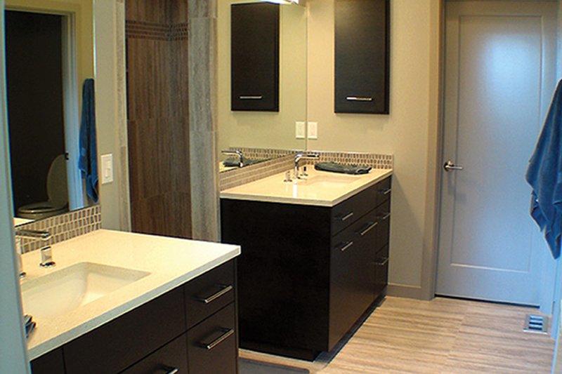Contemporary Interior - Master Bathroom Plan #132-563 - Houseplans.com
