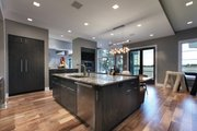 Contemporary Style House Plan - 4 Beds 4.5 Baths 6717 Sq/Ft Plan #928-261