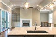 Craftsman Style House Plan - 4 Beds 3 Baths 2750 Sq/Ft Plan #437-94 Interior - Kitchen