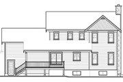 Farmhouse Style House Plan - 3 Beds 2.5 Baths 2185 Sq/Ft Plan #23-2651 Exterior - Rear Elevation
