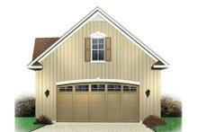Craftsman Exterior - Front Elevation Plan #23-436