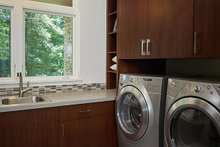 Contemporary Interior - Laundry Plan #928-315