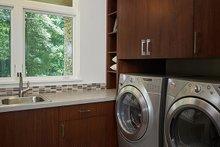 Architectural House Design - Contemporary Interior - Laundry Plan #928-315