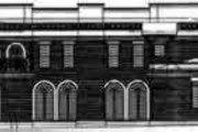 European Style House Plan - 4 Beds 4.5 Baths 8868 Sq/Ft Plan #119-187 Exterior - Rear Elevation